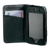 Kožené pouzdro Hama Delicate pro iPod touch, 4.generace, černé