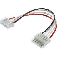 Nabíjecí kabel Li-Pol Modelcraft, XH/EH, 4 články
