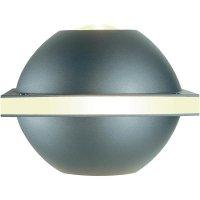 Venkovní nástěnné svítidlo SLV UFO Beam, bílá