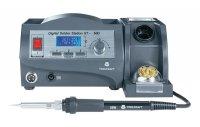 Digitální pájecí stanice Toolcraft ST-50D, 50 W, černá
