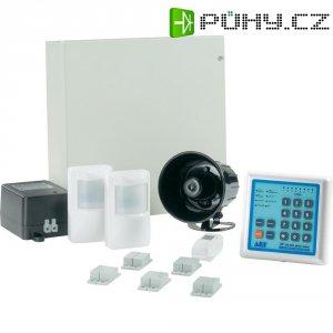 Poplachový systém s voličem telefonních čísel, HA-268-CS, 8 zón