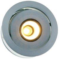 Vestavné bodové LED světlo Barthelme Modena, 700 mA, 2,5 W