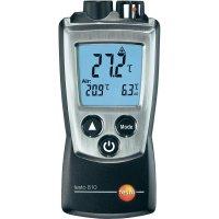 IR teploměr testo 810, -10 až+50 °C, IR: -30 až +300 °C