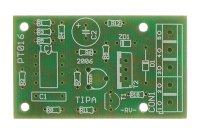 Plošný spoj pro stavebnici PT016 PWM výkonový regulátor do 15A