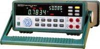 Multimetr MS8050 MASTECH-stolní, duální displ+RS23