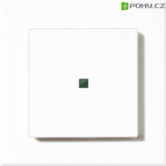 Bezdrátový vypínač na omítku HomeMatic HM-PB-2-WM55-2 131774 2kanálový - Kliknutím na obrázek zavřete