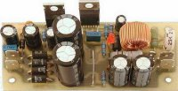 Zdroj regulovatelný 0-30V/2A zkratuvzdorný - stavebnice