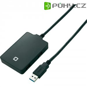 USB 3.0 hub, 4-portový