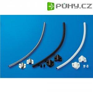Kabelová průchodka Sitec, Ø 7 mm, délka 30 cm, plast, hnědá