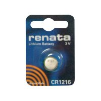 Knoflíková baterie Renata CR 1216, lithium, 700268