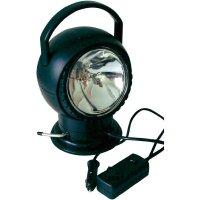 Halogenový vyhledávací světlomet Berger & Schröter, 100 W, 12 V