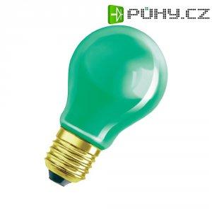 Žárovka Osram, 4008321545893, 11 W, E27, stmívatelná, zelená