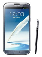 Samsung Galaxy Note 2 (N7100) Titan Grey - CZ distribuce