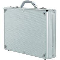 """Hliníkový kufřík pro notebooky , 48,26 cm, 19\"""""""