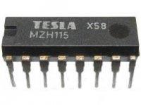 MZH115 - 4x NAND DTL, DIL14