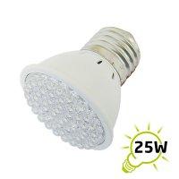 Žárovka LED E27/230V (54LED-H) 2.7W - bílá studená