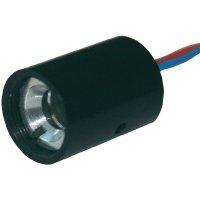 LED kolimátor LED-1115-ELC-595-29-5, 100 uW, oranžová