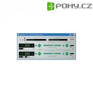 Software duální nf generátor signálů AudioWave 2.0 ABACOM