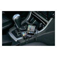 USB nabíječka do auta Hama Dual, 2x USB, včetně Apple kabelu
