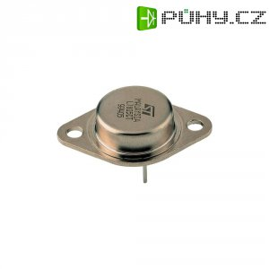 Stabilizátor napětí STMicroelectronics 7805 KC, 5 V, 1,5 A, kladný, TO 3