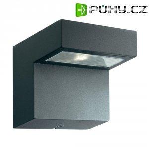 Venkovní nástěnné LED svítidlo Philips 16320/93/16, 7,5 W, antracit