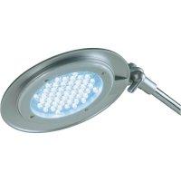 Stolní lampička Velamp VEGA 49 , LED, stříbrná/černá