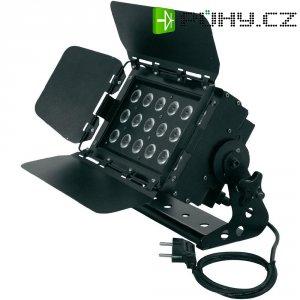 LED DMX barevný reflektor Eurolite CLS-18 QCL, 18x 8 W