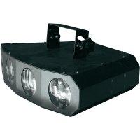 DMX LED efektový reflektor Eurolite QDF-4, 51918570, 30 W, multicolour