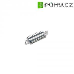 D-SUB zdířková lišta Harting 09 67 015 4755, 15 pin
