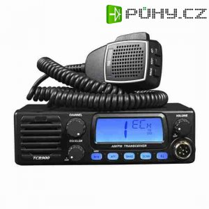 Radiostanice CB TTI 900 s vel přehledným displejem,12/24V DC DOPRODEJ