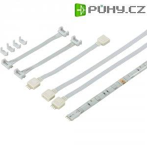Sada prodlužovacích kabelů k RGB LED pásku Hama, 96013, 2,5 m