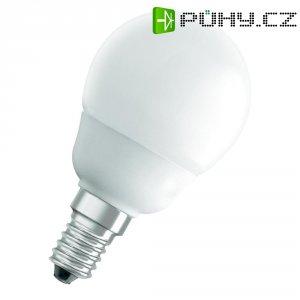 Úsporná žárovka kapková Osram Superstar E14, 6 W, teplá bílá