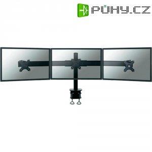 """Stolní držák na 3 monitory, 25,4 - 69 cm (10\"""" - 27\"""") NewStar FPMA-D700D3, černý"""