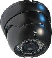 Kamera CCD 800TVL DP-903W, objektiv 2,8-12mm