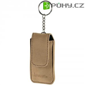 Pouzdro na USB flash Hama Fashion III, béžové