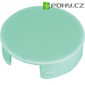 Krytka na kombinovaný knoflík (Ø 23 mm) OKW, zelená