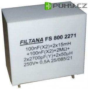 Odrušovací filtr FS 800 2271, 250V/0,5A