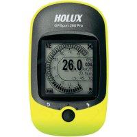 Outdoor cyklocomputer s GPS Holux GPSport 260 Pro + hrudní pás s měřením pulzu