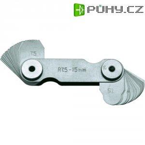 Šablony na poloměry Horex 2616166, 1 - 7 mm