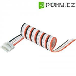 Připojovací kabel Modelcraft, pro 6 LiPol článků, zástrčka EH