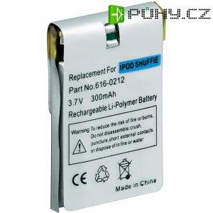 Náhradní Li-Pol akumulátor pro iPod Shuffle 1. generace, 250