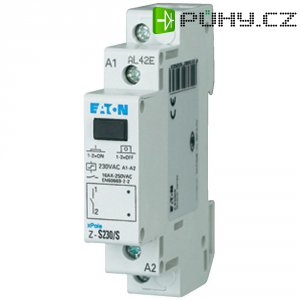 Impulsní spínač na DIN lištu Eaton 265262, 16 A, 250 V