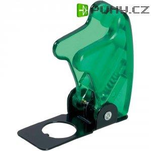 Ochranný klobouček SCI R17-10, R17-10B TRANSPARENT GREEN, zelená