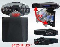 Minikamera FullHD CL-073 se záznamem AVI/JPEG+zvuk