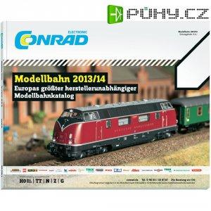 Katalog železnic 2012/2013 v německém jazyce
