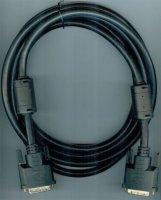Kabel DVI-D(24+1) - DVI-D(24+1) 3m DOPRODEJ