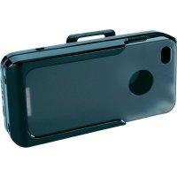 Pouzdro na opasek s přídavným akumulátorem pro iPhone 4/ 4S , 5500 mWh
