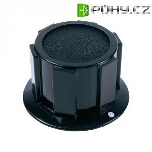 Knoflík Cliff FC1601, pro sérii K1C, 6 mm, černá