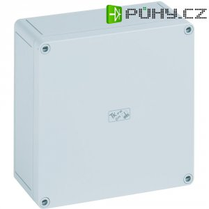 Svorkovnicová skříň polystyrolová EPS Spelsberg PS 1309-8, (d x š x v) 130 x 94 x 81 mm, šedá (PS 1309-8)