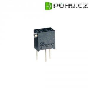 Víceotáčkový trimr Vishay 0,25 W 10% typ 74X 1K0